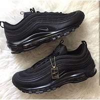 NIKE AIR MAX 97 Sport Shoes Women Men Sneakers Running Shoes