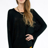 Cozy Sunday Scoop Neck Sweater $39