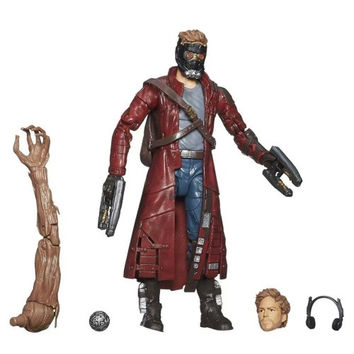Guardians of the Galaxy Marvel Legends Action Figure Star Lord