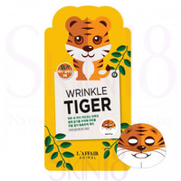 L'affair Animal Wrinkle Tiger Mask  *exp.date 04/18*