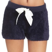 Make + Model Fuzzy Lounge Shorts | Nordstrom