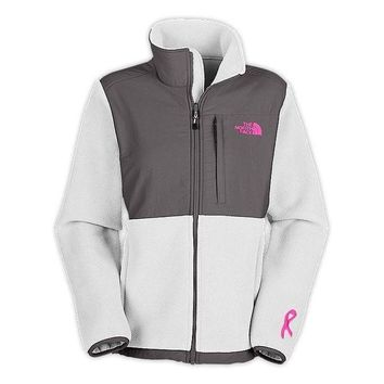 MDIGON1O Day First The North Face Women's Pink Ribbon Denali Jacket