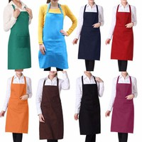 DCCKL72 New Fashion Light Weight Polyester Kitchen Apron for Lady