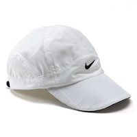 Nike Featherlight Dri-fit Baseball Cap White