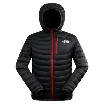 The North Face man down hooded jacket