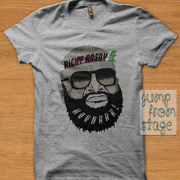 FAST SHIPPING Ricky Rosay Huuhhh! Ross the Boss T shirts
