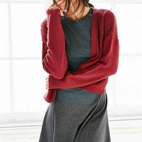 Cooperative Megan Cropped Cardigan