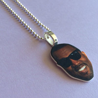 Cool Kanye West necklace