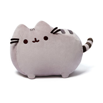 "Gund Pusheen 12"" Grey Plush"