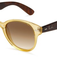 Ray-Ban RB4141 Round Wayfarer Sunglasses