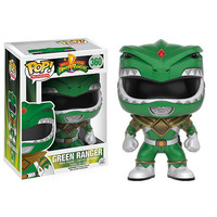 Funko POP! Television: Mighty Morphin Power Rangers Vinyl Figure - Green Ranger