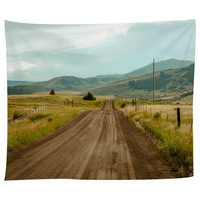 Dirt Road Tapestry