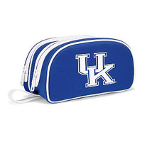 University of Kentucky Double Zip Makeup Bag - PINK - Victoria's Secret