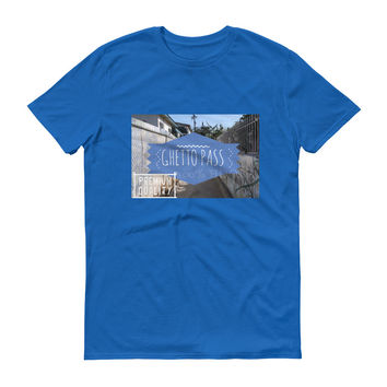 LA Ghetto Pass T-shirt