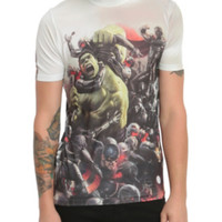 Marvel Avengers: Age Of Ultron Clones T-Shirt