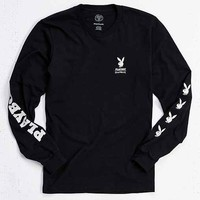 X Playboy Bunny Long-Sleeve Tee
