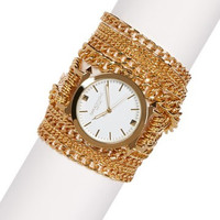 Special Edition All Chain Wrap Watch