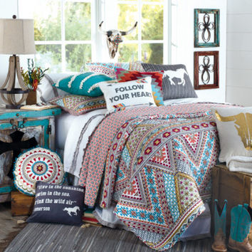 Follow Your Heart Bedding Collection