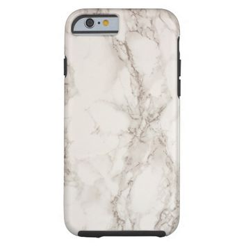 Marble Stone Tough iPhone 6 Case