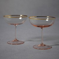 Rosy-Cheeked Coupes in the SHOP Decor Keepsakes at BHLDN