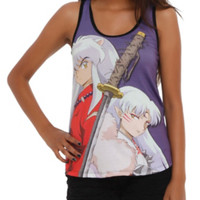 Inuyasha Duo Girls Tank Top