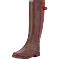 Original Refined Back Strap Welly Boot - Hunter Boot