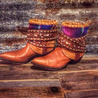 Rebel Gypsy Boots from Ritzy Gypsy Boutique