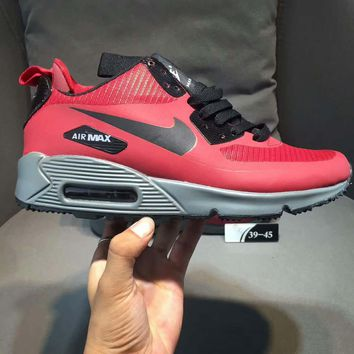 Nike Air Max 90 Leisure Running Shoes Sneakers H-CSXY-1 175a49928d