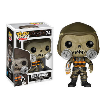 Scarecrow Batman Arkham Knight Pop Heroes Vinyl Figure