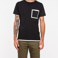 Native Youth Printed Pocket Tee