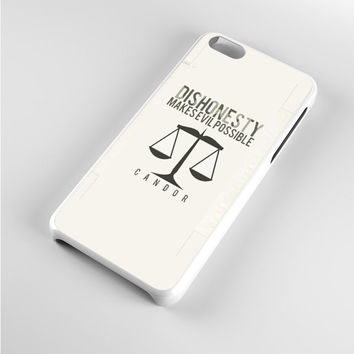 Divergent Candor The Honest iPhone 5c Case