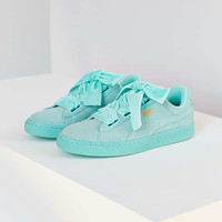 Puma Suede Heart Sneaker | Urban Outfitters
