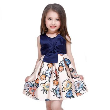 Baby Girl Dress Baptism Dresses For Party and Wedding Children Kids Baby Girl Princess Birthday Ceremonies Dress For 3-8Y