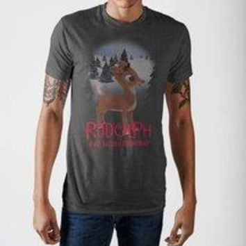 Rudolph The Red Nose Reindeer T-Shirt