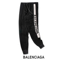 BALENCIAGA Tending Men Casual Running Pants Trousers Sweatpants