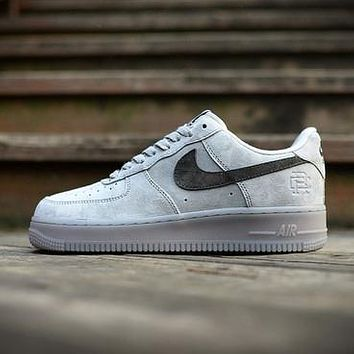NIKE AIR FORCE 1 AF1 transparent casual sneakers shoes