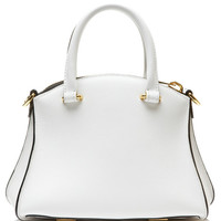 Trevi Handbag In Calla by VBH for Preorder on Moda Operandi
