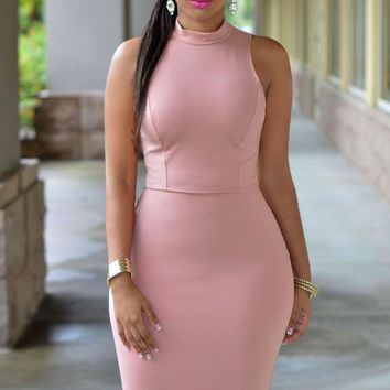 Bandage skirt two-piece outfit cute dress