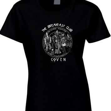 American Horror Story Breakfast Coven Womens T Shirt