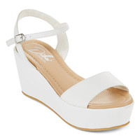 Diba® London Wales Wedge Shoes - JCPenney