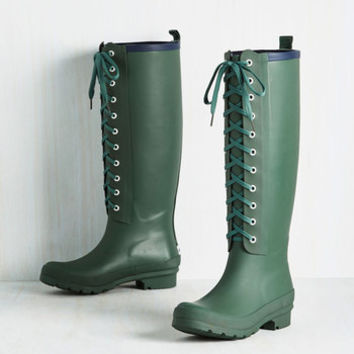 Free-Fir-All Rain Boot | Mod Retro Vintage Boots | ModCloth.com