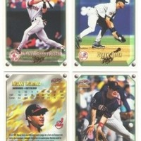 1998 Pacific Invincible Gems of the Diamond - BOSTON RED SOX Team Set
