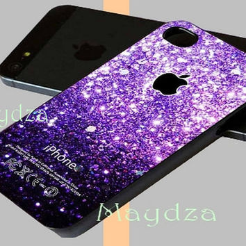 Ombre Fade Pattern Glitter for iphone case, iphone 4 case, iphone 5 case, samsung galaxy, galaxy s4 case, Galaxy S3 Case