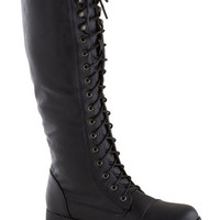 Melodic Moment Boot in Black