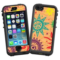 """Sun Tan """"Protective Decal Skin"""" for LifeProof nuud iPhone 5s Case"""