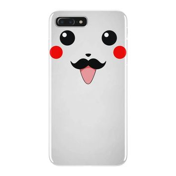 pikachu moustache iPhone 7 Plus Case