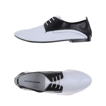 Costume National Lace-Up Shoes