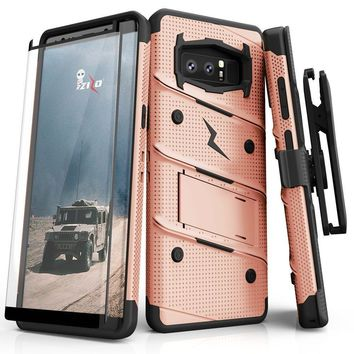 Zizo Bolt Best Shockproof phone case for Galaxy Note 8