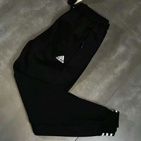 ADIDAS Fashion Men Casual Sport Running Pants Thick Trousers Sweatpants I-A001-MYYD
