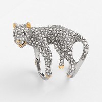 Women's Alexis Bittar 'Elements' Panther Cocktail Ring